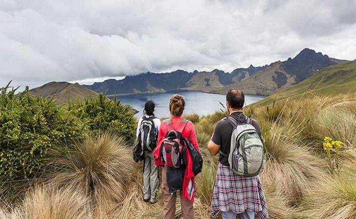 Ecuador trekking